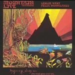 Mountain - Live (The Road Goes on Forever)