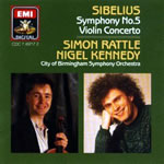 Sibelius - Symphony Number 5 and Violin Concerto