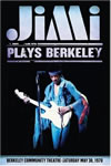 dvd: Jimi Hendrix - Jimi Plays Berkeley
