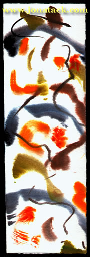 Watercolour painting: b3-4.